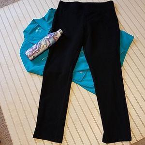 Cotton leisure pant w/ pockets